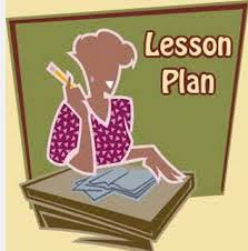 membuat lesson plan